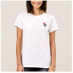 tshirt femme tendance imprimé watermelon dispo ici :https://www.zazzle.fr/tshirt_watermelon_femme-235875462089146583
