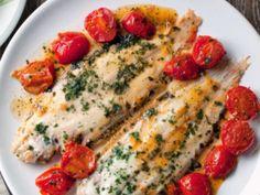 Culinária de Domingo: PEIXE ASSADO COM LEGUMES