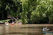 The Tigre in Buenos Aires, Argentina. Do NOT fall in! Ewwww. Nice food and people.
