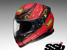 2016 new Shoei Helmet Graphics