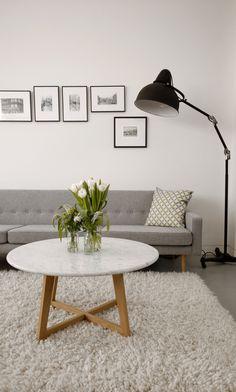 Lounge - big lamp