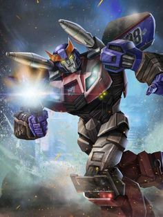 Autobot Smokescreen Artwork From Transformers Legends Game