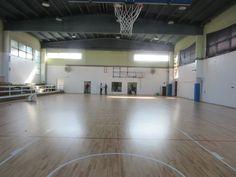 Il #pavimento sportivo posato nella struttura in provincia di Vercelli è #omologato Fiba