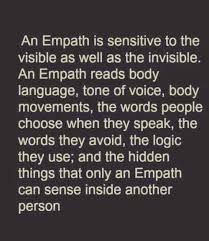 And only something a genuine empath can deeply understand others may think you're crazy, downplay your abilities, etc. Empath Traits, Intuitive Empath, Infp, Introvert, Empath Abilities, Psychic Abilities, Yo Superior, Highly Sensitive Person, Infj Personality