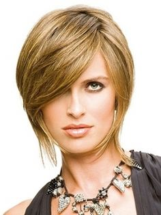 Best Haircuts for Round Shaped Faces - The way the hair is cut can make a huge difference in your appearance as your hairstyle can emphasize or conceal certain features that might or might not be flattering. Round face shapes need to pay extra attention to the hairstyle in order to avoid emphasizing the roundness. Find out which hairstyle to try and which to avoid.