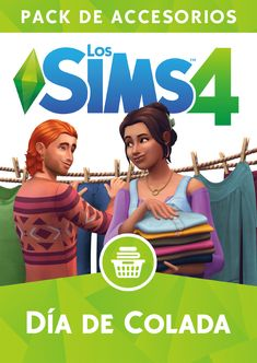 Surround your Sims in clean clothes while living a rustic lifestyle with The Sims 4 Laundry Day Stuff. Your Sims' can now clean their clothes, from gatherin Sims 2, Los Sims 4 Mods, Sims 4 Expansions, The Sims 4 Packs, Pelo Sims, Game Codes, Sims Games, The Elder Scrolls, The Sims4