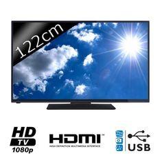 499.99 € ❤ Promos #HighTech - #CONTINENTAL EDISON DLED49B3 #TV LED Full HD 122 cm ➡ https://ad.zanox.com/ppc/?28290640C84663587&ulp=[[http://www.cdiscount.com/high-tech/televiseurs/continental-edison-dled49b3-tv-led-full-hd-122cm/f-106261306-cedled49b3.html?refer=zanoxpb&cid=affil&cm_mmc=zanoxpb-_-userid]]