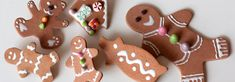 Polymer Clay Gingerbread Man Tutorial