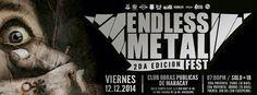 """Cresta Metálica Producciones » Pospuesto el evento """"THE BROTHERHOOD SHOW"""" en Venezuela"""