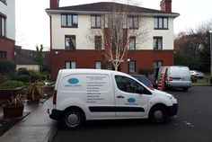 D&G Apartment Block Cleaning Service Awarded New Contract - The Alders, Monkstown