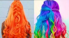 Amazing HAIRSTYLES TUTORIAL  -  New Hair Color Transformations Part 7