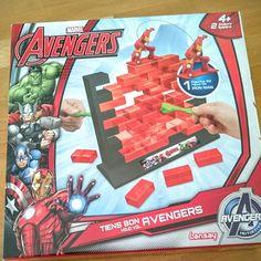Appelez-moi Madame ...: Tiens bon Avengers de Lansay [CONCOURS]