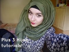 HK Scarves review+ 3HIJAB TUTORIALS !!