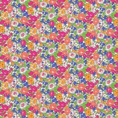 Liberty Fabric Tana Lawn - Delilah Cavendish B - available at AliceCaroline.co.uk