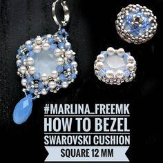 Sv Beads   VK Swarovski, Pearl Earrings, Fancy, Beads, Bracelets, Jewelry, Cushion, Stones, Beading