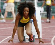 Track & field bods rule over any body!