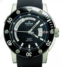 Edox | Class 1 Day Date | Titan | Uhren-Datenbank watchtime.net