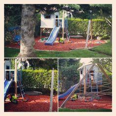 Kinderspielplatz Outdoor Furniture, Outdoor Decor, Hammock, Park, Home Decor, Children Playground, Projects, Decoration Home, Room Decor