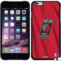 $24.00: Portland Trailblazers iPhone 6 Plus Thinshield Snap-On Case (Jersey Design)