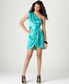 Bridesmaid dress, she is going to rock it!