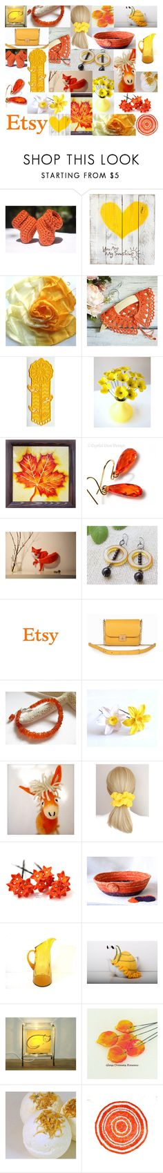Etsy love by andreadawn1 on Polyvore featuring Giallo and American Eagle Outfitters