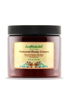 Nutritive Body Cream