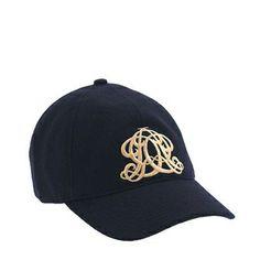 Embellished Baseball Cap from J.Crew