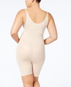 Seamless Body Shaper Full Slip Open Cup Bustier dress skirt  S M L XL 2X Beige