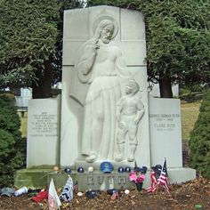 Babe Ruth's Grave