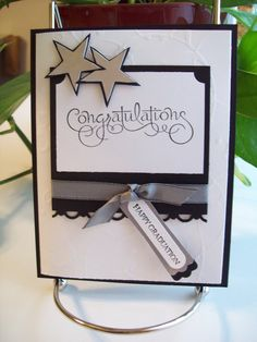 stampin up graduation cards - Google Search