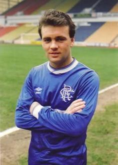 Davie Cooper he played for the club he loved💙 Rangers Football, Rangers Fc, Football Players, Football Pictures, Glasgow, Club, Man Cave, Babys, Scotland
