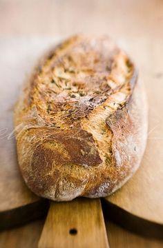 Perfect artisan bread.