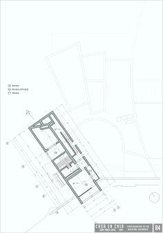 planta 2 Autocad, Photoshop, Map, Plants, Flats, Location Map, Maps