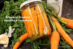 Pickles, Carrots, Dinner, Vegetables, Cooking, Food, Syrup, Dining, Kitchen