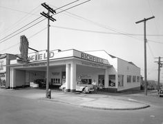 Commercial and 3rd 1946 - Vancouver
