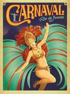 www.andersondesigngroupstore.com Rio de Janeiro. Carnaval.