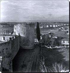 Yedikule - 1946 Fotoğraf : Robert Capa