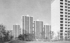 건축가 조성룡 아시아선수촌 아파트