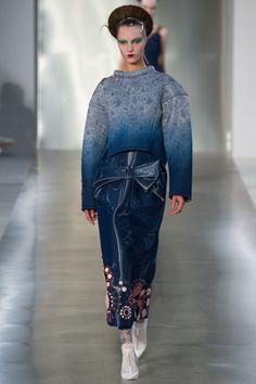 Maison Margiela Spring 2016 Ready-to-Wear Fashion Show - Irina Liss (Supreme)