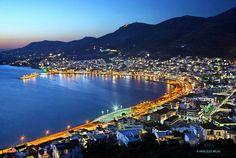 GREECE CHANNEL | Vathi-Samos island