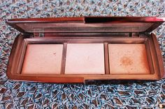 My favorite highlighters - Ambient Lighting Palette by Hourglass