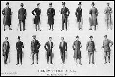 eb36986fcbdf 97 Best savile row images in 2015   Man fashion, Bespoke, Men fashion