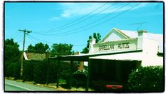 Barellan. Available for purchase from Red Bubble: http://www.redbubble.com/people/cyn75/works/14200163-barellan #barellan #newsouthwales #australia #country #town #travel #building #history #historic #summer #roadtrip