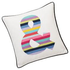 & striped pillow  #almofada #listra #cushion #stripe
