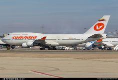 Conviasa (Venezuela) Boeing 747-446