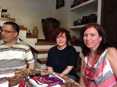 """Tertulia con Felisa Moreno Ortega, y su libro """"La nieve en el almendro"""""""