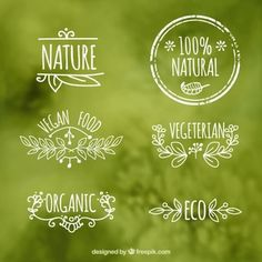 Ecologic food labels