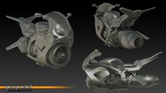 What Are You Working On? 2012 Edition - Page 34 - Polycount Forum