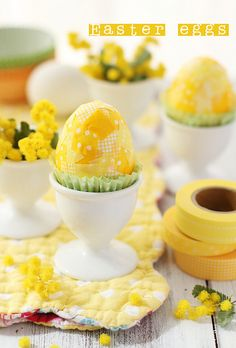Dekortapasz Dekorella Shop   http://dekorellashop.hu  easter eggs by leimomi26, via Flickr