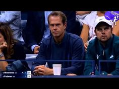 """Roger Federer """"SABR"""" Collection in US Open 2015 with Jason Goodall's Analysis - YouTube"""